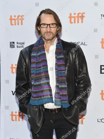 """Stock Picture of Actor Adrian Hough attends the """"(re)Assignment"""" premiere on day 7 of the Toronto International Film Festival at the Ryerson Theatre, in Toronto"""