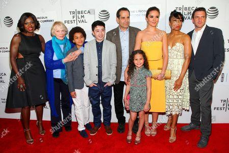 "Editorial picture of 2016 Tribeca Film Festival - ""Custody"" World Premiere, New York, USA - 17 Apr 2016"
