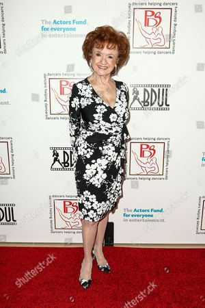 Elaine DuPont attends the 29th Annual Gypsy Awards Luncheon held at the Beverly Hilton Hotel, in Beverly Hills, Calif