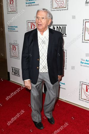 Stock Picture of Robert Clary attends the 29th Annual Gypsy Awards Luncheon held at the Beverly Hilton Hotel, in Beverly Hills, Calif