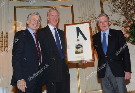 Editorial picture of 2nd Annual National Audubon Society Gala, New York, USA - 27 Jan 2014