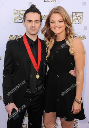 Josh Alexander arrives at the 30th Annual ASCAP Pop Music Awards at the Loews Hollywood Hotel on in Los Angeles