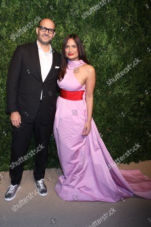 Marc Metrick, President of Saks Fifth Avenue and Roopal Patel