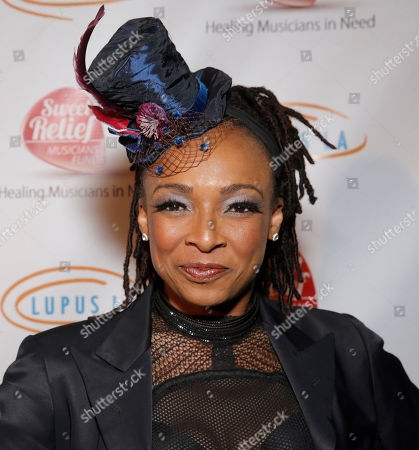 Siedah Garrett is seen at A Night for Jolie Levine Sponsored by Lupus LA & Sweet Relief Musicians Fund, at Henson Studios on Friday, May, 31, 2013 in Los Angeles