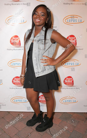 Cory B is seen at A Night for Jolie Levine Sponsored by Lupus LA & Sweet Relief Musicians Fund, at Henson Studios on Friday, May, 31, 2013 in Los Angeles