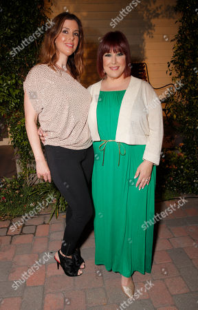 Wendy Wilson and Carnie Wilson are seen at A Night for Jolie Levine Sponsored by Lupus LA & Sweet Relief Musicians Fund, at Henson Studios on Friday, May, 31, 2013 in Los Angeles