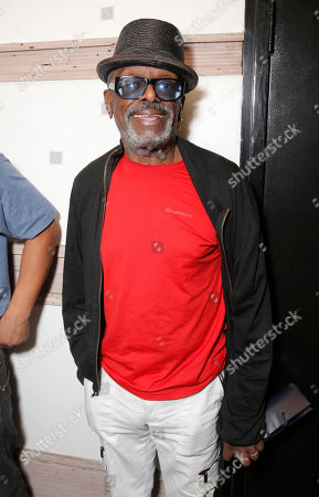 Leon Ware attends A Night for Jolie Levine Sponsored by Lupus LA & Sweet Relief Musicians Fund, at Henson Studios on Friday, May, 31, 2013 in Los Angeles