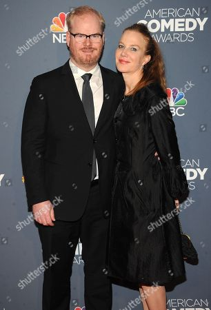 Editorial picture of American Comedy Awards - Arrivals, New York, USA - 23 Apr 2014