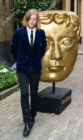 Andy Burrows at the BAFTA Craft Awards at the Brewery in London on