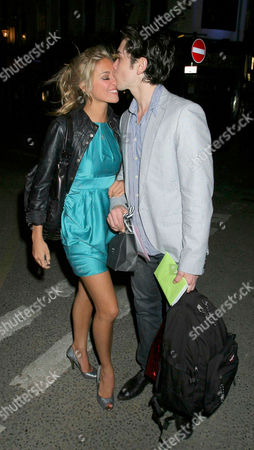 Ray Quinn and girlfriend Emma Stephens