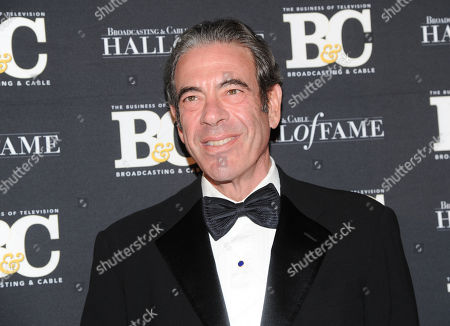 Editorial photo of Broadcasting & Cable Hall of Fame Awards, New York, USA - 28 Oct 2013