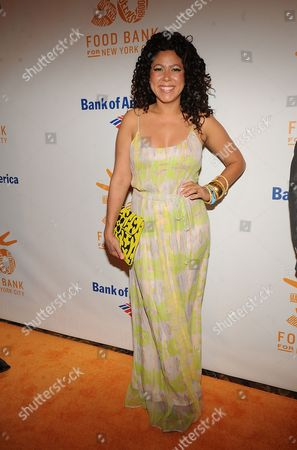 Stock Photo of Evette Rios attends the Can Do Awards Dinner at Cipriani Wall Street on in New York