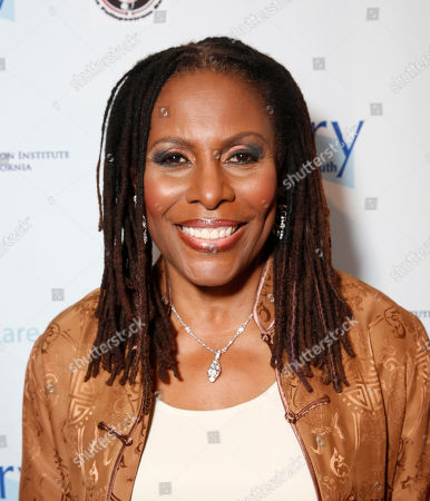 """Brenda Russell attends the CARRY Foundation's 7th Annual """"Shall We Dance"""" Gala at The Beverly Hilton Hotel on in Beverly Hills, California"""