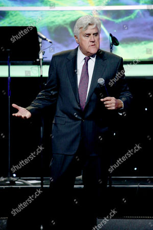 Jay Leno seen at Cedars-Sinai Board of Governors honoring Adele and Beny Alagem and Sylvester Stallone at 2016 Annual Gala at Beverly Hilton Hotel, in Beverly Hills