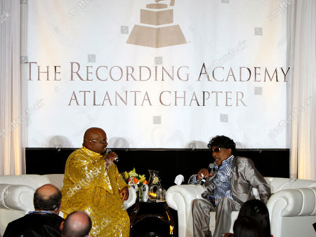 Editorial picture of Cee Lo Green and Little Richard in , Atlanta, USA - 29 Sep 2013