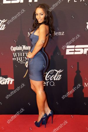 Melyssa Ford attends ESPN The Party on in New York