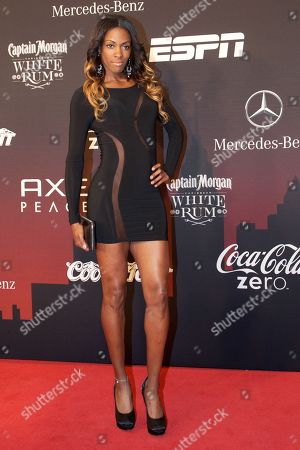DeeDee Trotter attends ESPN The Party on in New York
