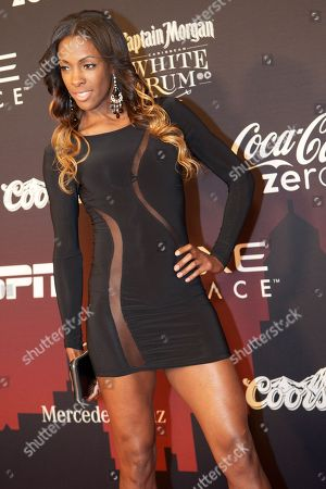 Stock Photo of DeeDee Trotter attends ESPN The Party on in New York