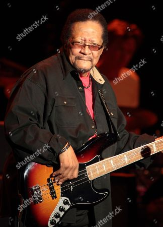 Billy Cox performs in concert during the Experience Hendrix 2014 Tour at Harrahâ?™s Resort, in Atlantic City, N.J