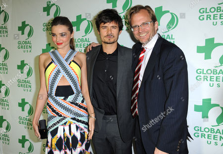 Editorial picture of Global Green 10th Annual Pre-Oscar Party, Los Angeles, USA - 20 Feb 2013