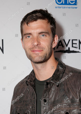 Stock Image of Lucas Bryant attends the Entertainment One Haven Party at Comic Con on in San Diego
