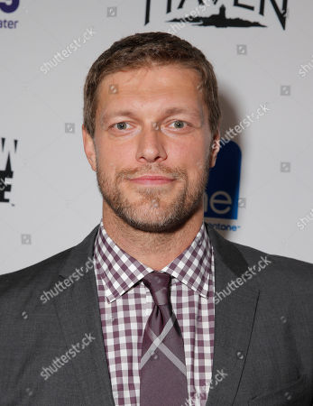 Stock Image of Adam Copeland attends the Entertainment One â?œHavenâ?? Party at Comic Con on in San Diego