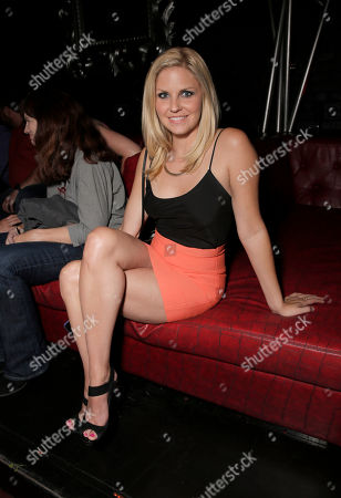 Nikki Griffin attends the Entertainment One Haven Party at Comic Con on in San Diego