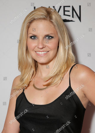 Stock Image of Nikki Griffin attends the Entertainment One Haven Party at Comic Con on in San Diego