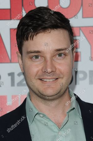 """Michael McMillian arrives at the LA Premiere For Season 2 Of """"The Silicon Valley"""" held at the El CapitanTheatre, in Los Angeles"""