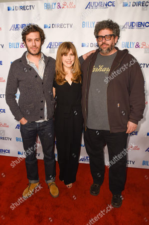 """Editorial image of LA Premiere Of """"Billy & Billie"""", West Hollywood, USA - 25 Feb 2015"""