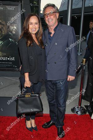 "Editorial image of LA Premiere of ""Dark Tourist"" - Arrivals, Los Angeles, USA - 14 Aug 2013"