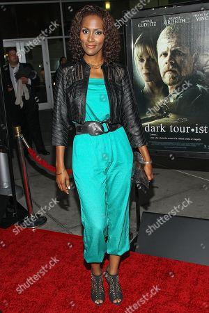 "Editorial picture of LA Premiere of ""Dark Tourist"" - Arrivals, Los Angeles, USA - 14 Aug 2013"