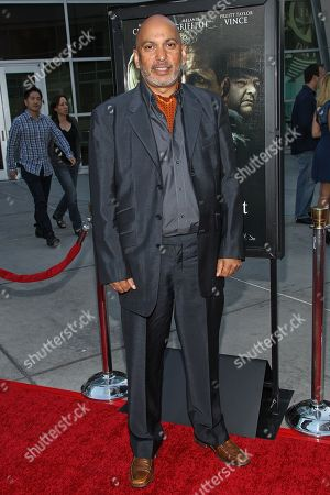 """Stock Photo of Director Suri Krishnamma arrives at the premiere of """"Dark Tourist"""" at the ArcLight Cinemas on in Los Angeles"""