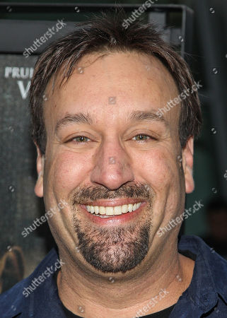 """Actor Gabriel Jarret arrives at the premiere of """"Dark Tourist"""" at the ArcLight Cinemas on in Los Angeles"""