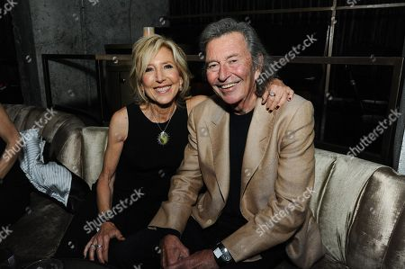 "Lin Shaye and Bob Shaye attend the after party for the LA Premiere Of ""Insidious: Chapter 3"" held the Emerson Theatre, in Los Angeles"