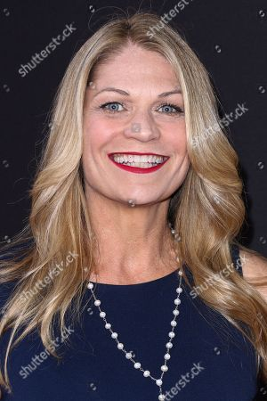 """Dendrie Taylor arrives at the LA Premiere of """"The Gift"""" held at Regal Cinemas L.A. Live, in Los Angeles"""