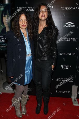 "Editorial image of LA Premiere of ""The Truth About Emanuel"" - Arrivals, Los Angeles, USA - 4 Dec 2013"