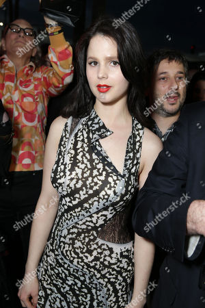 """Rachel Korine at the LA premiere of """"Spring Breakers"""" at the ArcLight Hollywood on in Los Angeles"""