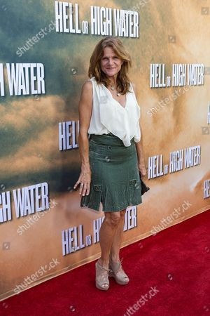 """Dale Dickey arrives at the special screening of """"Hell or High Water"""" at the Arclight Hollywood, in Los Angeles"""