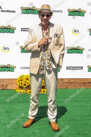 """Dave Alex Riddett attends a special screening of """"Shaun the Sheep Movie"""" at the Regency Village Theatre on in Los Angeles"""