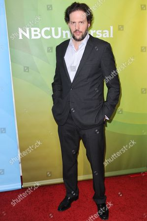 Silas Weir Mitchell attends the NBC Universal Winter TCA Tour at the Langham Huntington Hotel, in Pasadena, Calif