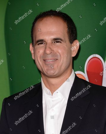 Television personality Marcus Lemonis arrives at the NBC 2013 summer press tour at the Beverly Hilton Hotel on in Beverly Hills, Calif