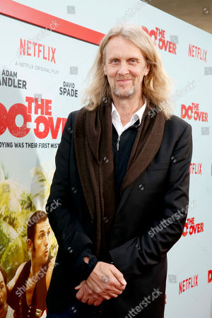 """Editorial image of Netflix Presents """"The Do-Over"""" Premiere, Los Angeles, USA - 16 May 2016"""