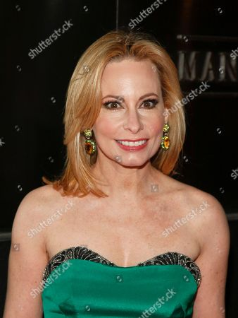 Stock Picture of Gillian Miniter attends the New Yorkers For Children Spring Dinner Dance at the Mandarin Oriental, in New York