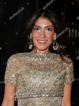 Heba Abedin attends the New Yorkers For Children Spring Dinner Dance at the Mandarin Oriental, in New York