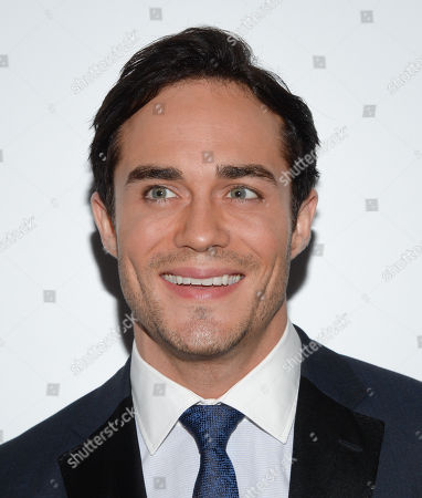 "Stock Image of Bram Hoover attends the premiere of ""23Blast"" at the Regal Cinemas E-Walk Theater on in New York"