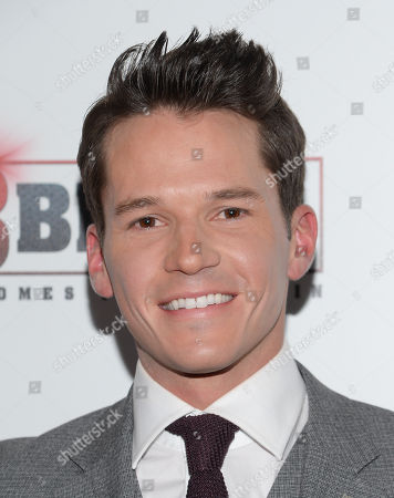 """Stock Picture of Mark Hapka attends the premiere of """"23Blast"""" at the Regal Cinemas E-Walk Theater on in New York"""