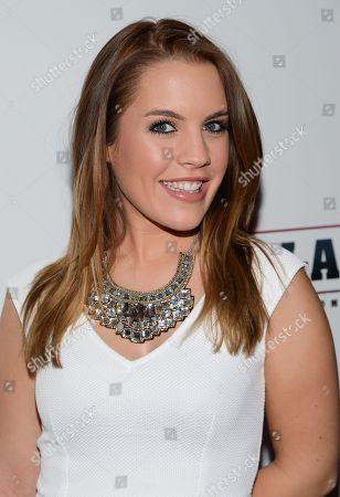 "Kristen Alderson attends the premiere of ""23Blast"" at the Regal Cinemas E-Walk Theater on in New York"