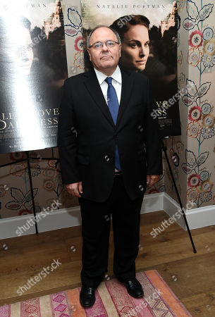 "Consul General of Israel in New York, Dani Dayan, attends the premiere of ""A Tale of Love & Darkness,"" at The Crosby Street Hotel, in New York"