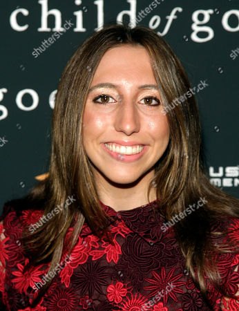 "Socialite Alexandra Fairweather attends the premiere of ""Child Of God"", in New York"